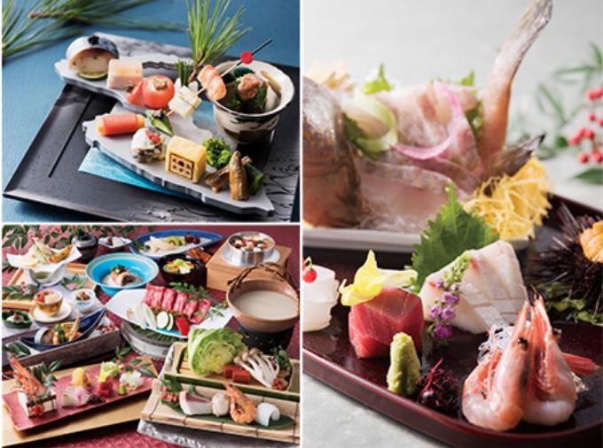 天橋立ホテルの料理