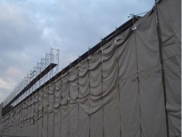 萩原工業の防音シート